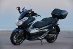 Honda Forza 300 2019 pruebaMBK05
