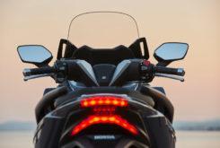 Honda Forza 300 2019 pruebaMBK20