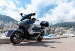 Honda Forza 300 2019 pruebaMBK50
