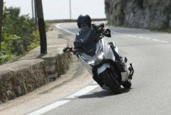 Honda Forza 300 2019 pruebaMBK75