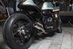 Honda NC750S Automatic Racer 13