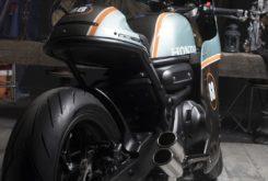 Honda NC750S Automatic Racer 9