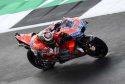 Jorge Lorenzo pole MotoGP Silverstone 2018