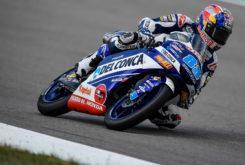 Jorge Martin lesion Moto3 2018