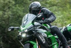 Kawasaki Ninja H2 SX Special Edition 2018 pruebaMBK10