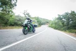 Kawasaki Ninja H2 SX Special Edition 2018 pruebaMBK12