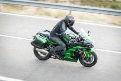 Kawasaki Ninja H2 SX Special Edition 2018 pruebaMBK17