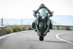 Kawasaki Ninja H2 SX Special Edition 2018 pruebaMBK19