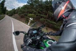 Kawasaki Ninja H2 SX Special Edition 2018 pruebaMBK24