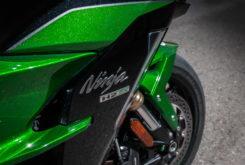 Kawasaki Ninja H2 SX Special Edition 2018 pruebaMBK49