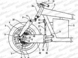 Kawasaki patentes tren delantero 01