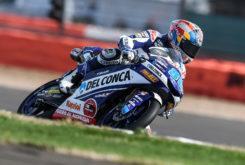 MBK Jorge Martin Moto3 Silverstone 2018