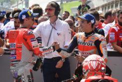 MBK Marc Marquez pole MotoGP Austria 2018