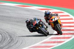 MBK Pecco Bagnaia Miguel Oliveira Moto2 Austria 2018