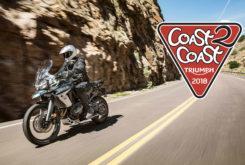 Triumph Coast 2 Coast inscripciones 5