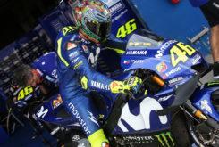 Valentino Rossi Test MotoGP 2018