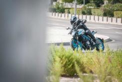 CFMoto 250 NK 2018 pruebaMBK10