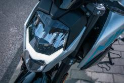 CFMoto 250 NK 2018 pruebaMBK21