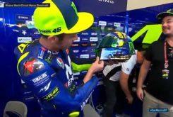 Casco Valentino Rossi MotoGP Misano 2018 05