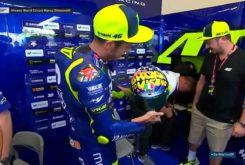 Casco Valentino Rossi MotoGP Misano 2018 06