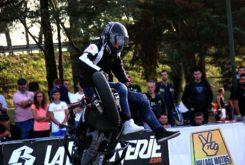Edu Rodriguez Stunt Ouest Bike Show 20