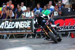Edu Rodriguez Stunt Ouest Bike Show 21