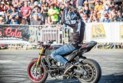 Edu Rodriguez Stunt Ouest Bike Show 31