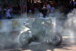 Edu Rodriguez Stunt Ouest Bike Show 33