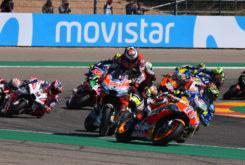 GP Aragon 2018 Lorenzo caida 2