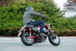 Honda Monkey 125 2019 pruebaMBK20