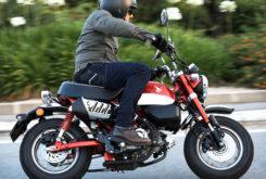 Honda Monkey 125 2019 pruebaMBK27