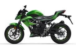 Kawasaki Z125 2019 16