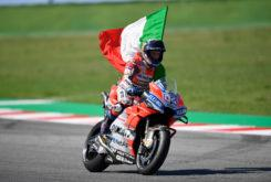 MBK Andrea Dovizioso MotoGP Misano 2018 victoria 01