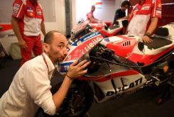 MBK Claudio Domenicali Ducati MotoGP