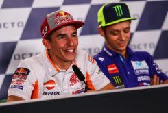 MBK Marc Marquez rueda prensa MotoGP Misano 2018