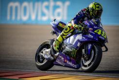 Valentino Rossi MotoGP Aragón 2018
