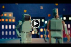 Video Honda Origami 1