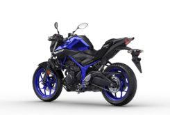Yamaha MT 03 2019 10