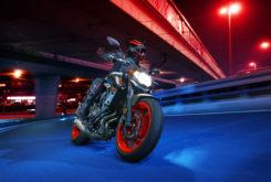 Yamaha MT 07 2019 07