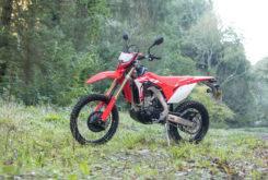 Honda CRF450L 2019 pruebaMBK070