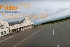 KTM 1290 Super Duke GT OnBoard 360 TT Isla de Man Mountain Course