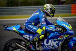 MBK Andrea Iannone MotoGP 2018 Suzuki