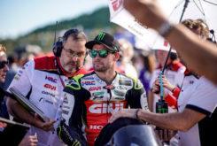 MBK Cal Crutchlow baja MotoGP Australia 2018