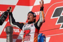 MBK Marc Marquez MotoGP 2018 Campeon Mundo 02