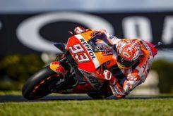 Marc Marquez pole MotoGP Australia 2018