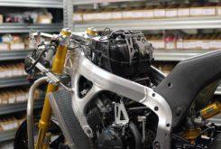 Moto2 Honda CBR 600 engine motor