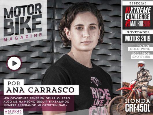 Portada MBK46 Por Ana Carrasco