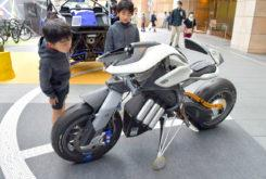 Yamaha MOTOROiD design exhibition 02