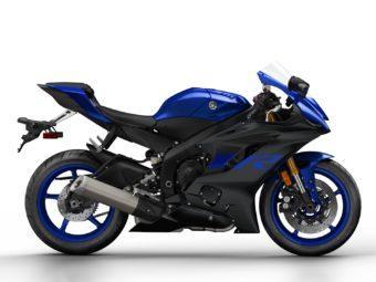 Yamaha YZF R6 2019 12