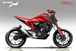 Honda CB125M Concept 2019 13